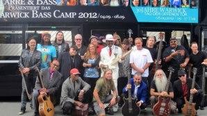 WARWICK BASS CAMP 2012